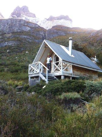 Los Cuernos Refugio, Cabanas, Domos & Camping: Cabin at the Refugio