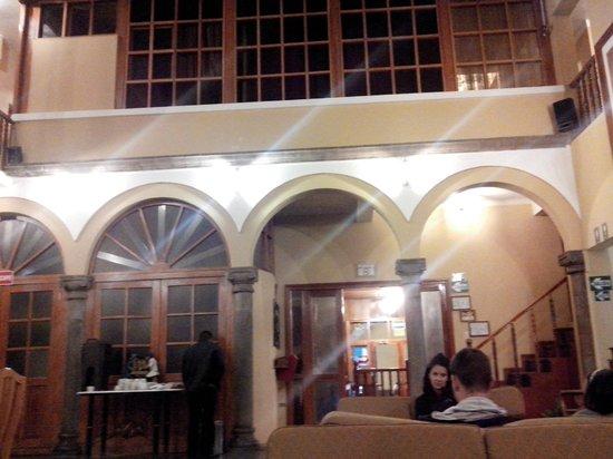 Los Andes De America Hotel: Hotel