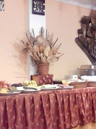 Los Andes De America Hotel: Café-da-manhã