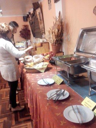 BEST WESTERN Los Andes De America : Café-da-manhã