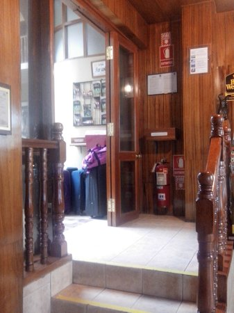 BEST WESTERN Los Andes De America : Recepção