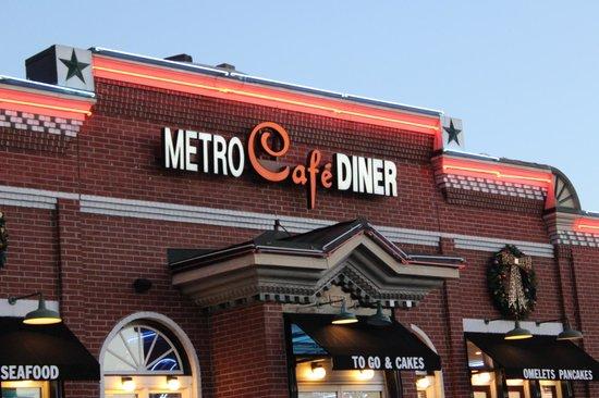 Metro Cafe Diner: Metro Cafe