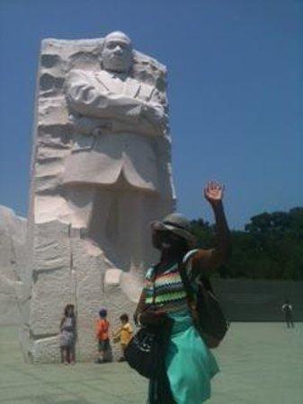Martin Luther King, Jr. Memorial: Dr. Martin Luther King Jr.