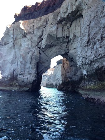 Sea & Adventures: Scenic rock formations on Trip