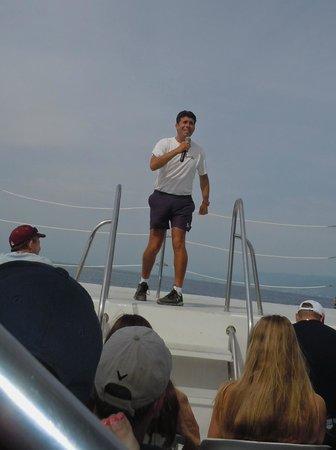 Vallarta Adventures - Las Caletas Beach Hideaway : Padro, our Great tour guide!!