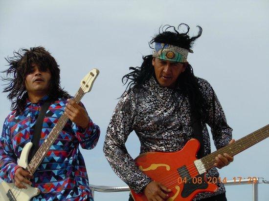 Vallarta Adventures - Las Caletas Beach Hideaway : LOL!!!  So funny!!!