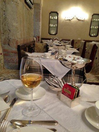 Hotel Gabbia d'Oro : sala colazioni