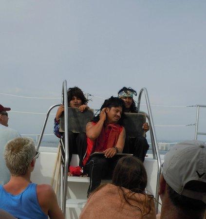 Vallarta Adventures - Las Caletas Beach Hideaway : So funny!!!!!!