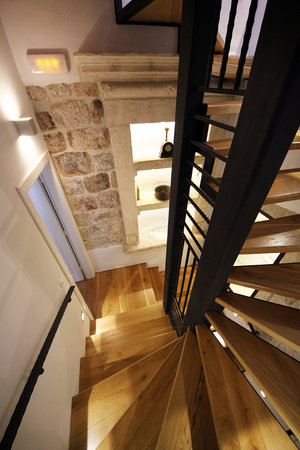 Nije Presa Apartments : Staircase