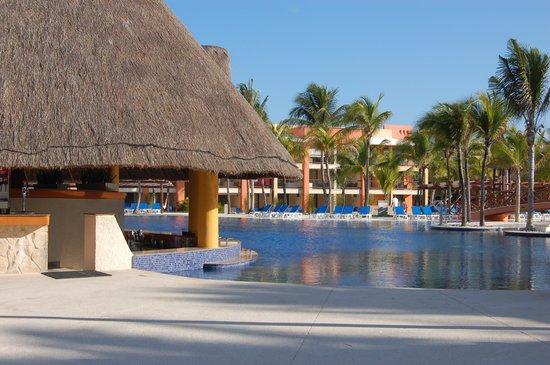 Barcelo Maya Beach: Tout est près