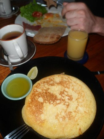 Ban To Guest House: Pancake