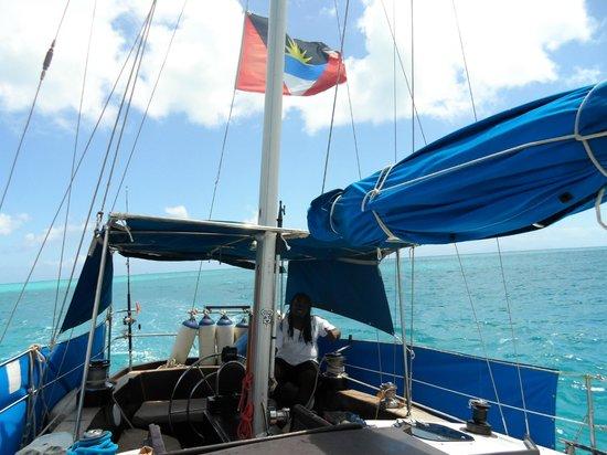Miramar Sailing: Captain Kevin