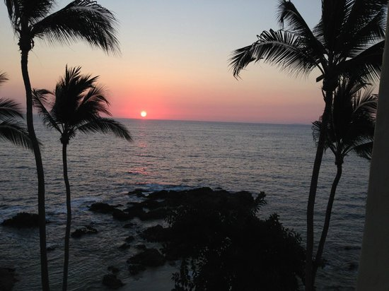 Lindo Mar Resort : Atardecer