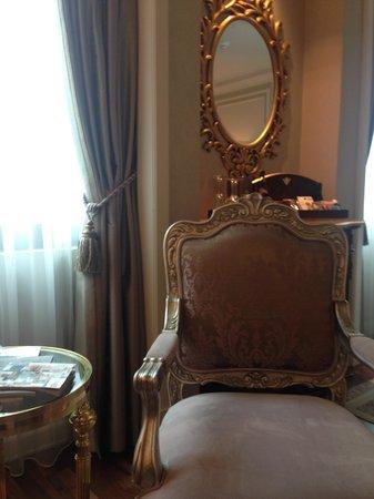 Rixos Pera Istanbul: good furniture