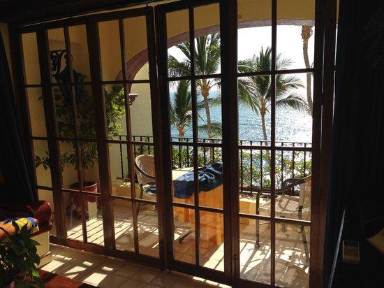 Lindo Mar Resort : Balcon