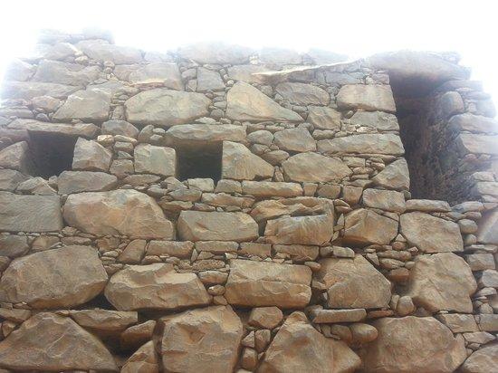 Parque Nacional de Arikok: ruinas