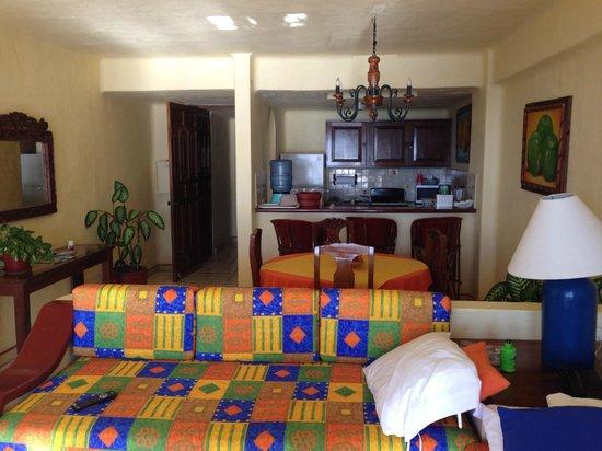 Lindo Mar Resort : Habitación