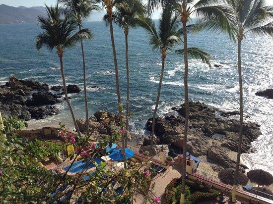 Lindo Mar Resort: Playa
