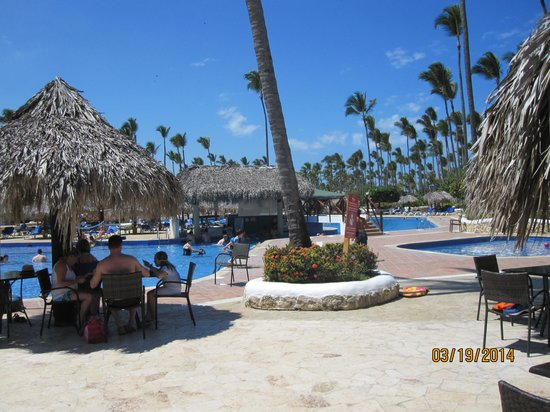 Sirenis Punta Cana Resort Casino & Aquagames : piscine