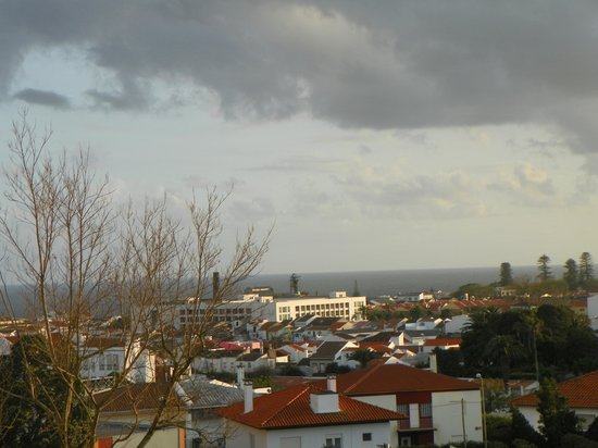 Sao Miguel Park Hotel: View from our balcony