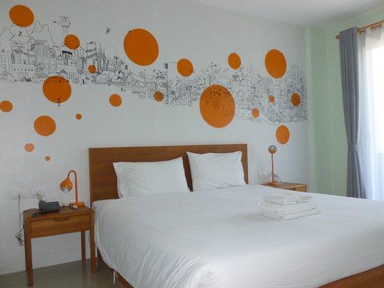 Aonang Miti Resort: Mountain View Room