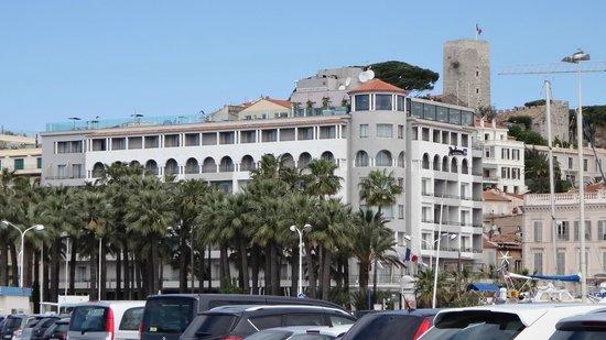 Radisson Blu 1835 Hotel & Thalasso : Radisson Blu 1835
