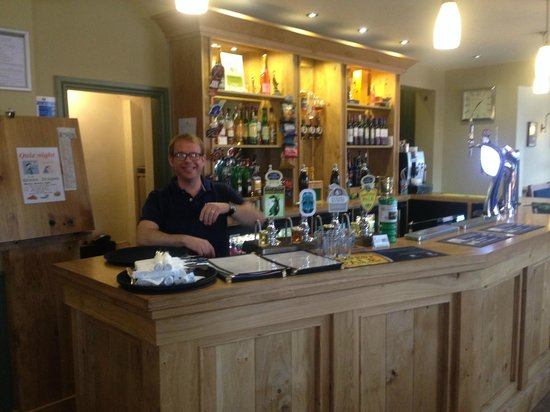 The Old Green Dragon: Friendly family atmosphere