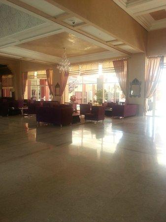 Eden Andalou Hotel Aquapark & Spa: le hall de Eden Andalou