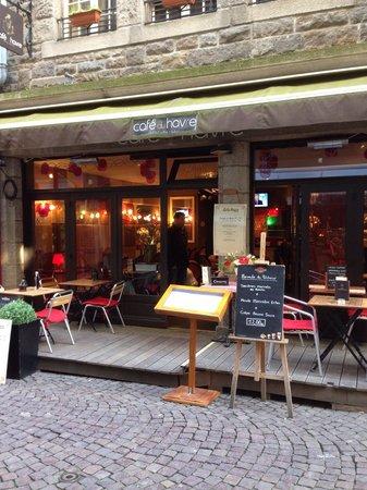 Cafe du havre