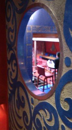 Corazon De Maguey: En la Escalera