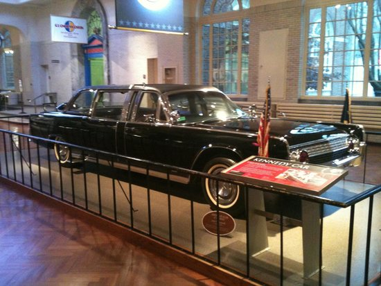 The Henry Ford: The car in which JFK rode through the streets of Dallas on that horrible November day fifty year