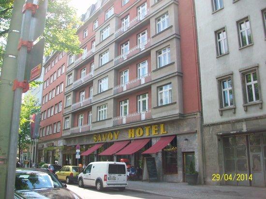 Savoy Hotel Berlin : hotel