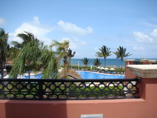 view from deck picture of ocean coral turquesa puerto morelos rh tripadvisor ie