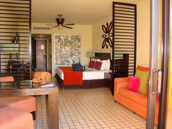 Ocean Coral & Turquesa : our room
