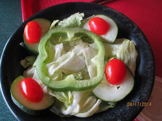 Village Pizza: Side Salad