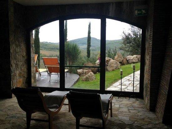 Hotel Villa Campomaggio Resort & Spa: Spa