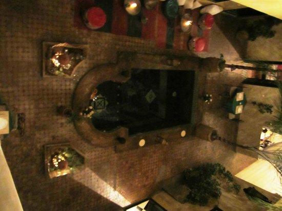 Riad Suliman : Courtyard