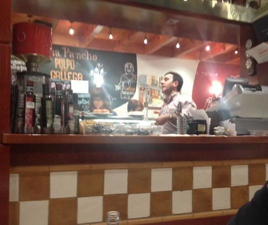 Casa Pancho: вид ресторана