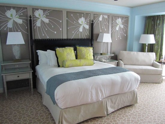 The Ritz-Carlton, Grand Cayman: Renovated room