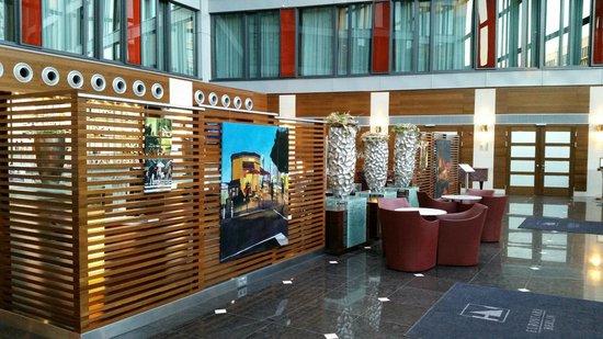 Eurostars Berlin Hotel : Hall