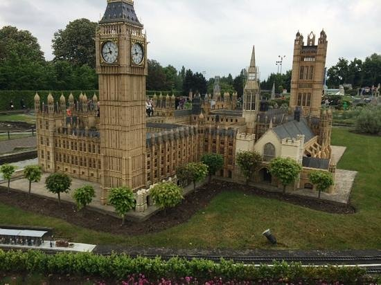 Mini-Europe: House Of Parliment