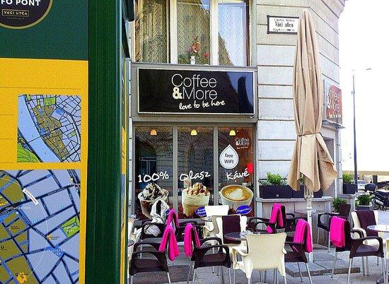 Vaci Street: Budapest - Váci utca - V. kerölet, Belváros