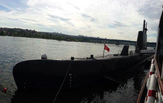 Rahmi M. Koc-Museum: My first submarine