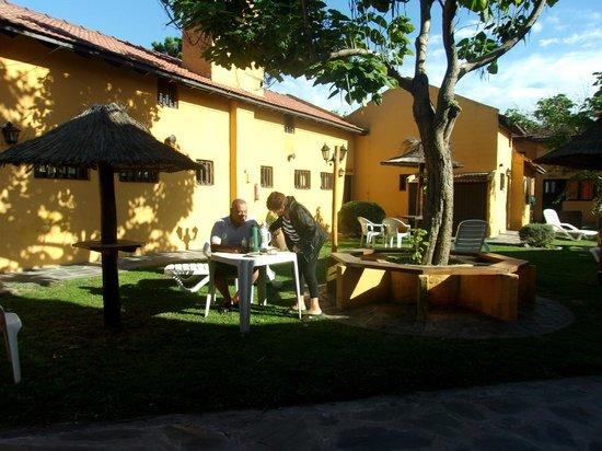 Santa Clara del Mar, Argentyna: El jardin