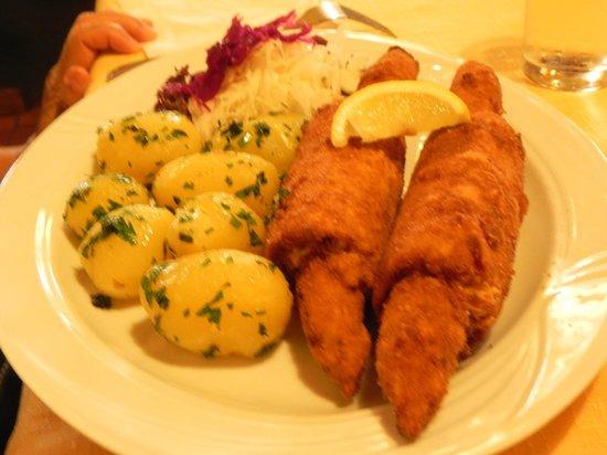 Schnitzelwirt : good food