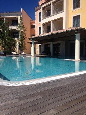 Cascade Wellness & Lifestyle Resort : spa area