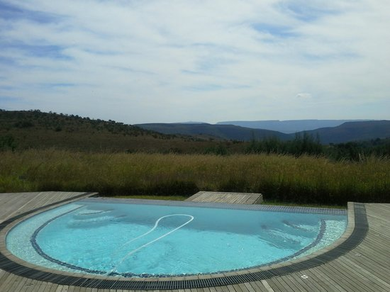 Maropeng Boutique Hotel: swimming pool