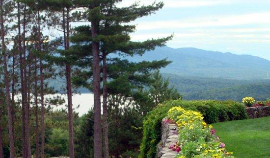 Blair Hill Inn: Stunning views from 15 acre estate