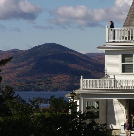 Blair Hill Inn: You have to see this to believe this