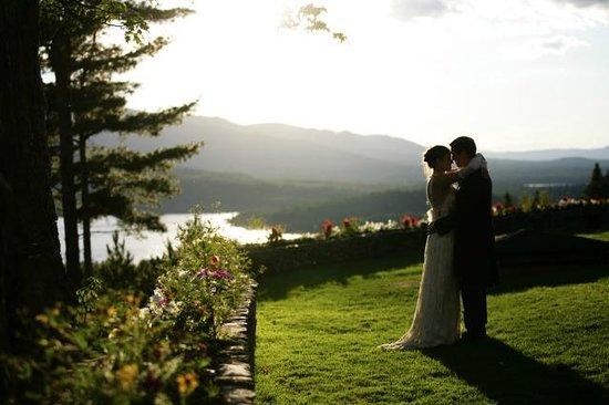 Blair Hill Inn: Pure wedding bliss